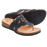 Think! Julia Cutout Band Sandals - Leather (For Women)