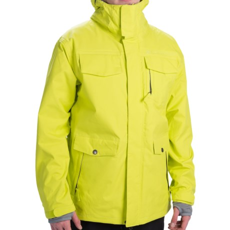 686 Smarty® Command Snowboard Jacket - Waterproof, Insulated, 3-in-1 (For Men)