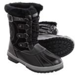 Khombu Rochelle Snow Boots - Waterproof, Insulated (For Women)