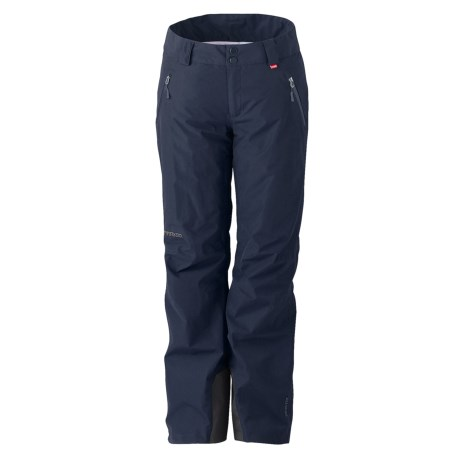 Marker High Line Gore-Tex® Ski Pants - Waterproof, Insulated (For Petite Women)