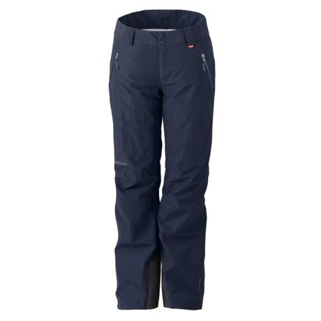 Marker High Line Gore-Tex® Ski Pants - Waterproof, Insulated (For Petite Women)