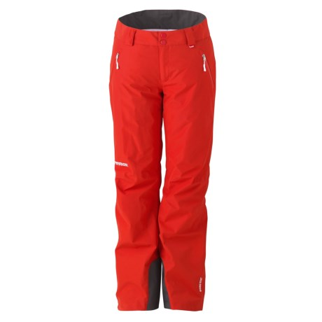 Marker High Line Gore-Tex® Ski Pants - Waterproof, Insulated (For Women)