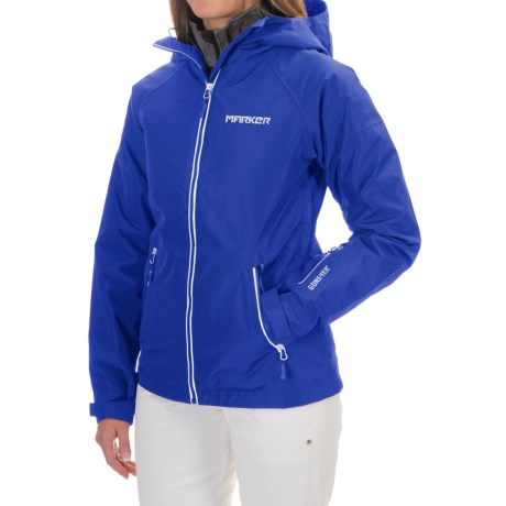 Marker High Line Gore-Tex® Jacket - Waterproof, Insulated (For Women)