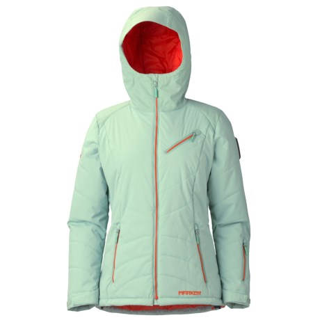 Marker Snowdancer Pertex® Ski Jacket - Waterproof, Insulated (For Women)