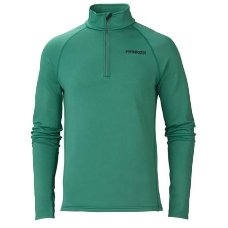 Marker Loveland Midlayer Pullover Jacket - Zip Neck (For Men)