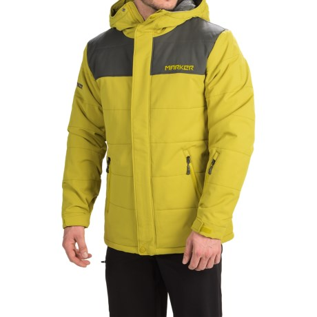 Marker Sierra Ski Jacket - Waterproof, Insulated (For Men)