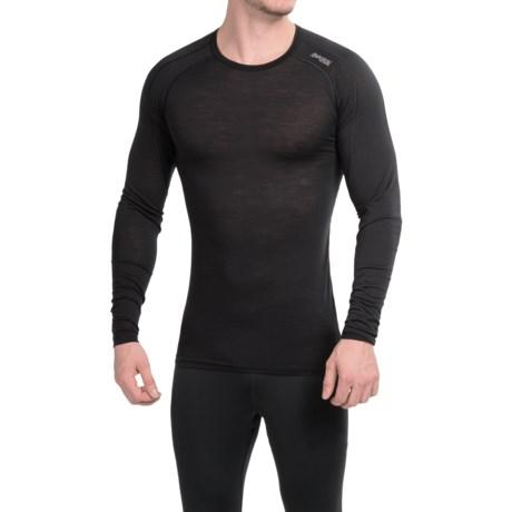 Bergans of Norway Soleie Base Layer Top - Merino Wool, Long Sleeve (For Men)