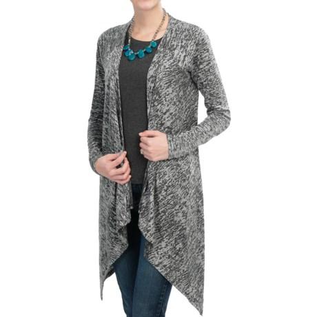 Soybu Kim Wrap Cardigan Sweater (For Women)
