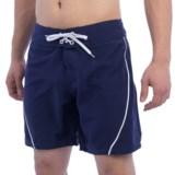 West Tie Front Boardshorts (For Men)