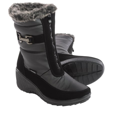 Aquatherm by Santana Canada Wynter Snow Boots - Waterproof (For Women)
