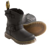 Dr. Martens Jiffy Boots - Leather (For Kids)