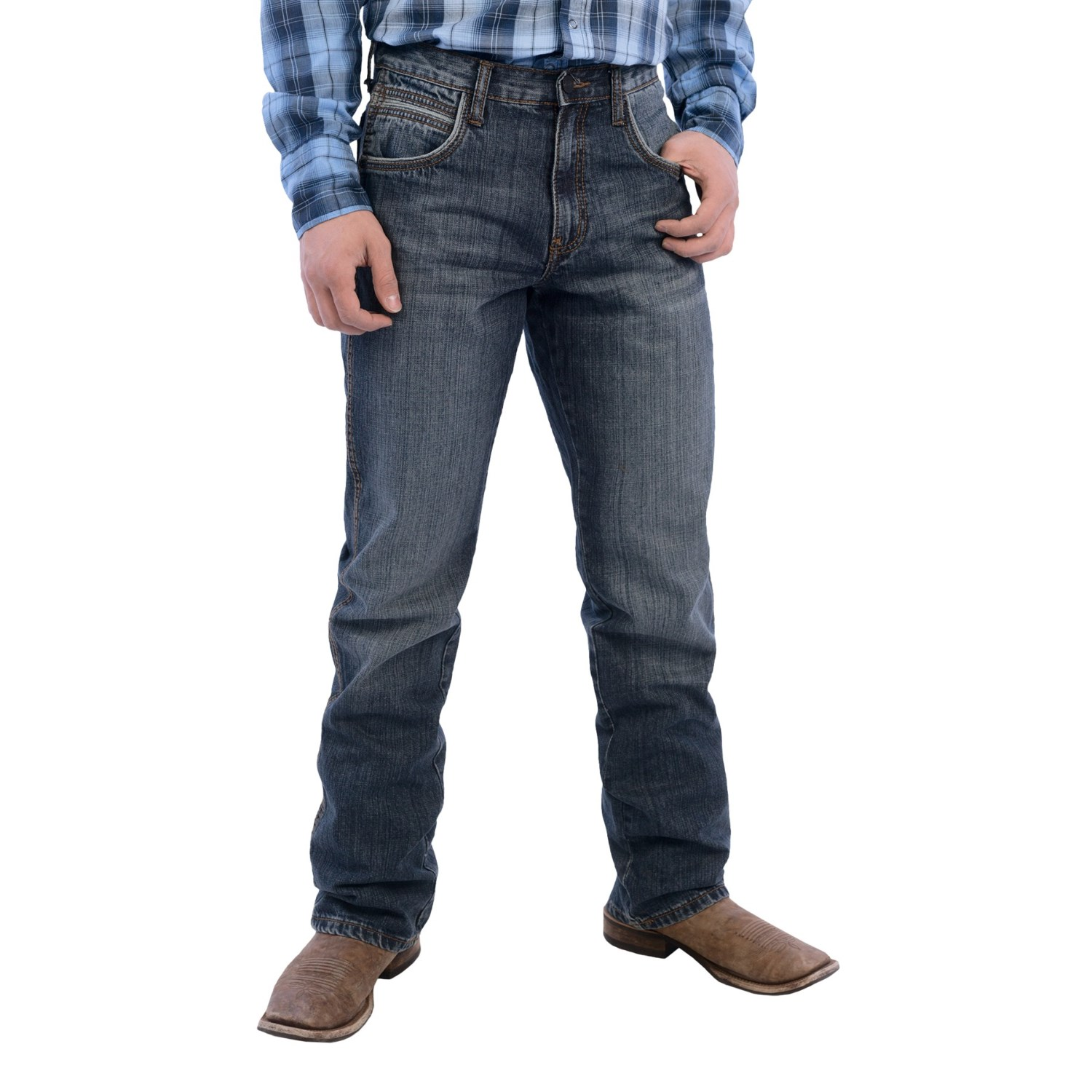 Wrangler Limited Edition Retro Jeans (For Men) 9086P - Save 56%