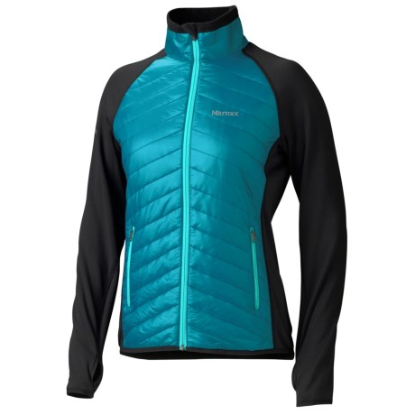 Marmot Variant Jacket - Polartec® Power Stretch®, Insulated (For Women)