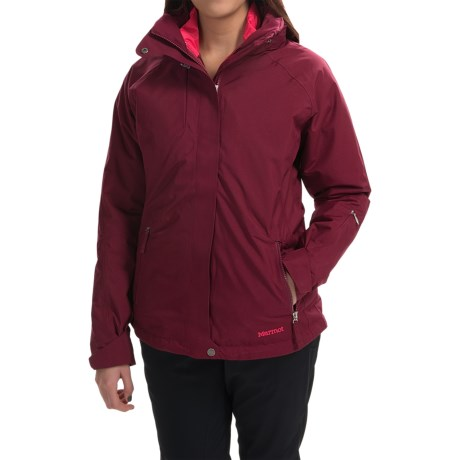Marmot Sugar Loaf Component Jacket - Waterproof, 3-in-1 (For Women)