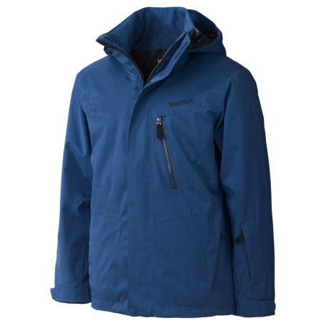 Marmot Origins X Snowboard Jacket - Waterproof, Insulated (For Men)