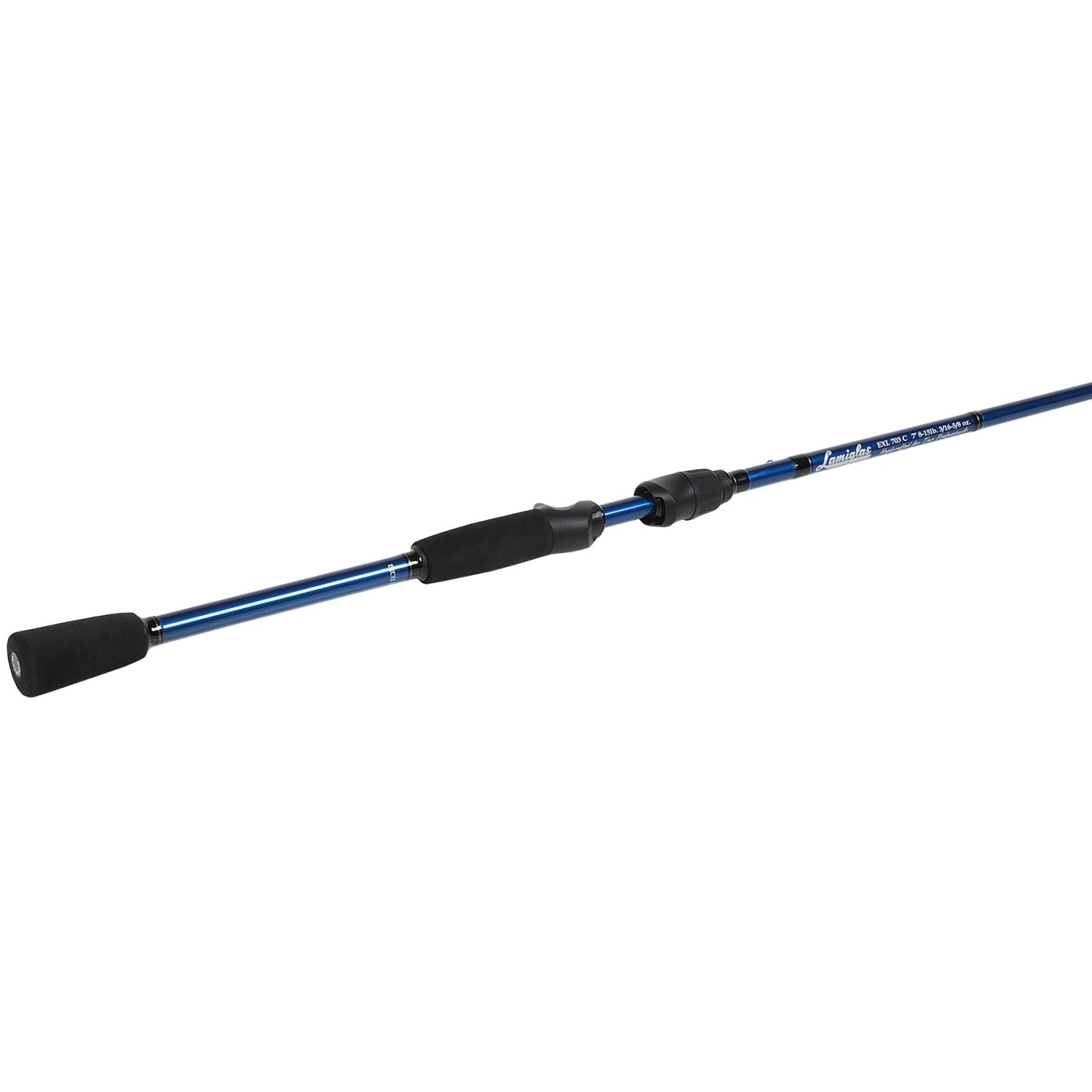 Lamiglas excel ii one piece bass casting rod 9096j save 25 for Lamiglas fishing rods