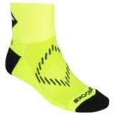Brooks Infiniti Nightlife Socks - Ankle (For Men and Women)