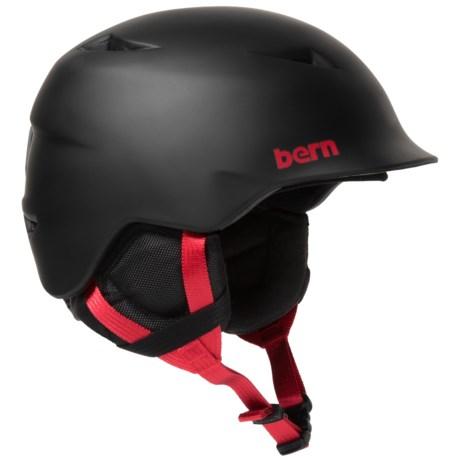 Bern Camino Ski Helmet (For Little Boys)