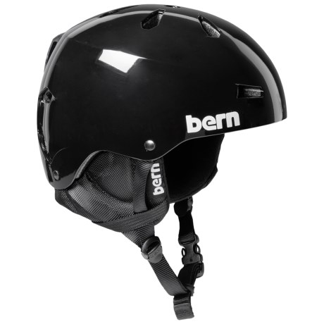 Bern Macon Ski Helmet (For Men)