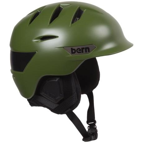 Bern Rollins Ski Helmet (For Men)