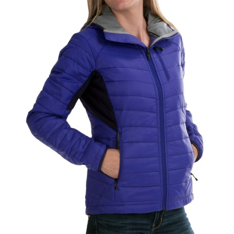 SmartWool PhD SmartLoft Hoodie with Chest Pocket - Merino Wool, Insulated (For Women)