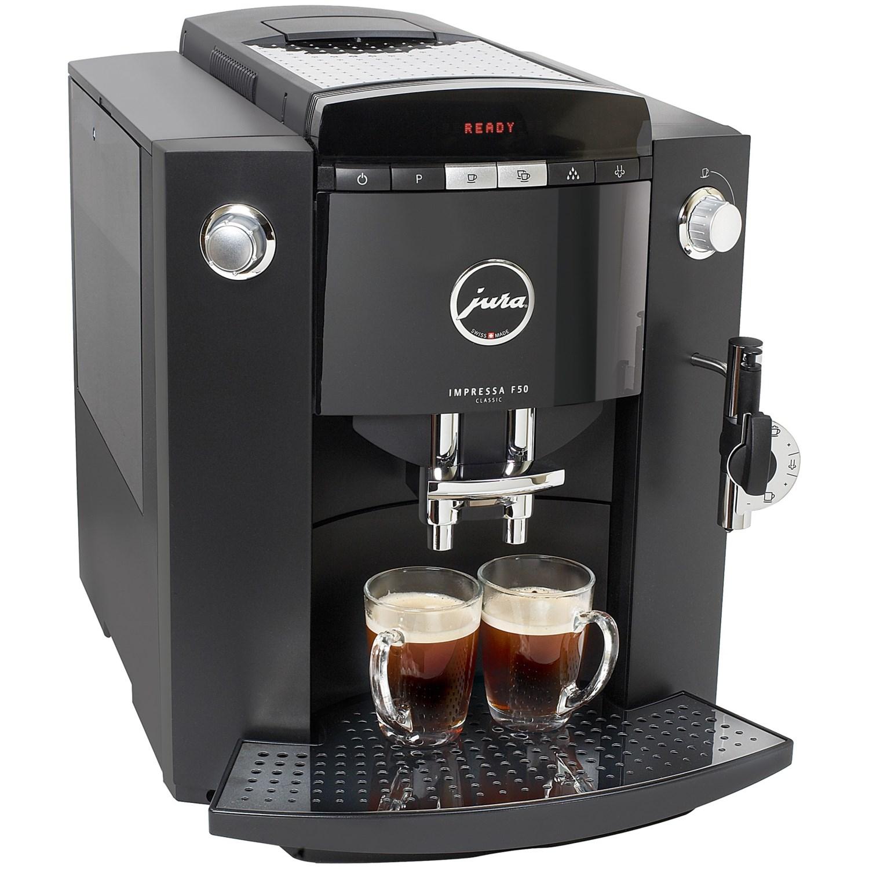 jura capresso impressa f50 classic espresso machine 9105g save 53. Black Bedroom Furniture Sets. Home Design Ideas