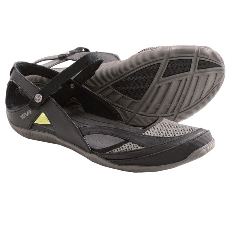 Teva Northwater Sandals - Faux-Leather and Mesh (For Women)