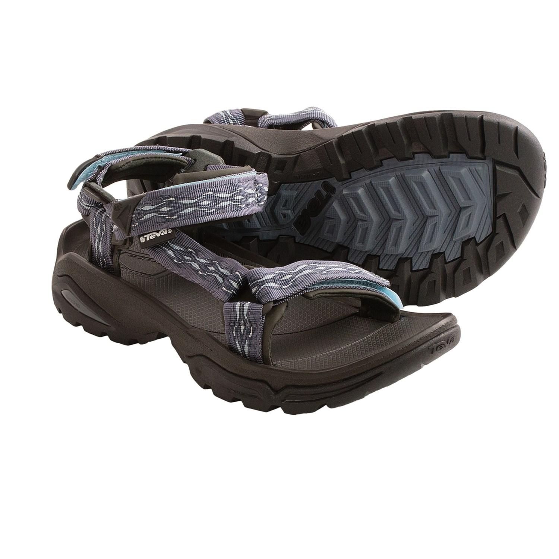 teva terra fi 4 sport sandals for women 9111u save 47. Black Bedroom Furniture Sets. Home Design Ideas