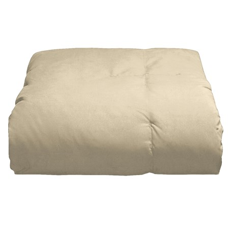 "Blue Ridge Home Fashions Microfiber Down Throw Blanket - 50x58"""