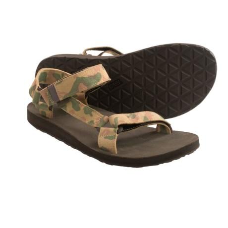 Teva Original Universal Camo Sport Sandals (For Men)