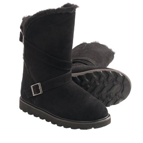 Bearpaw Prim Winter Boots - Suede (For Women)