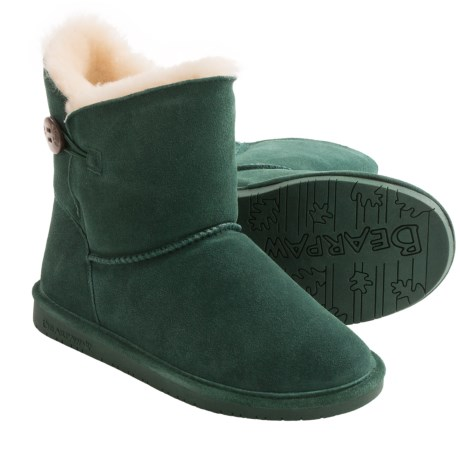 Bearpaw Rosie Boots - Sheepskin Lined (For Women)