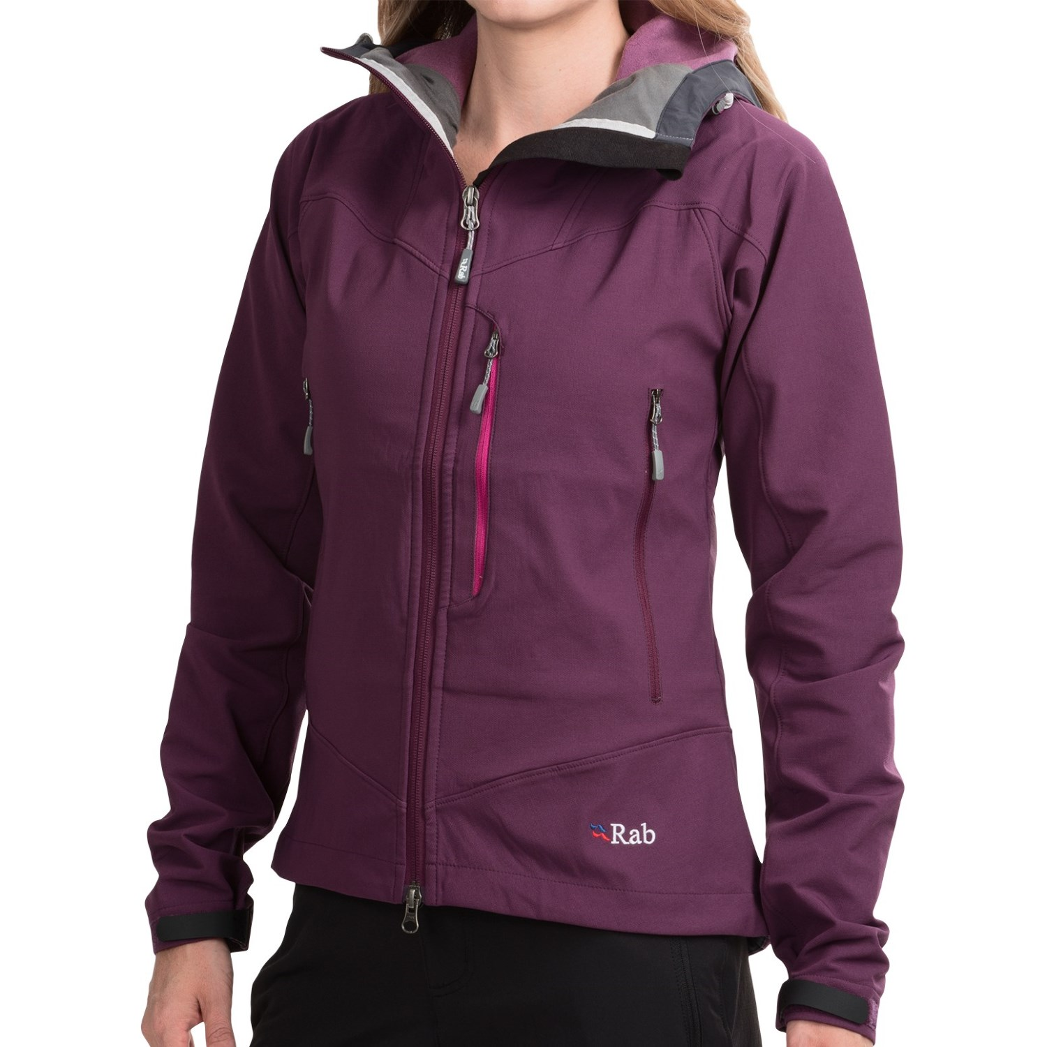 Rab Raptor Soft Shell Jacket (For Women). Click to expand