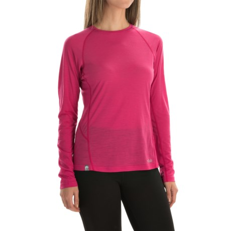 Rab Meco 120 Base Layer Top - Long Sleeve (For Women)