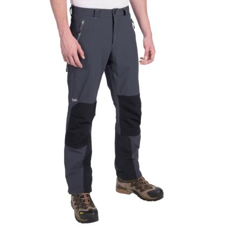 Rab Ascender Soft Shell Pants (For Men)
