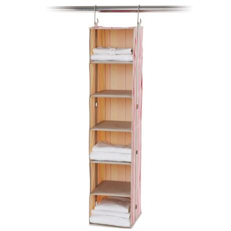 neatfreak! closetMAX 6-Shelf Hanging Closet Organizer
