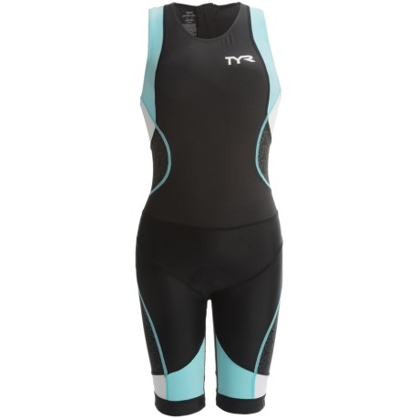 TYR Competitor Trisuit - Back Zipper (For Women)