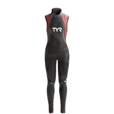 TYR Hurricane Category 5 Wetsuit - Sleeveless (For Women)
