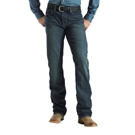 Ariat M2 Relaxed Blackhawk Jeans - Low Rise, Bootcut (For Men)
