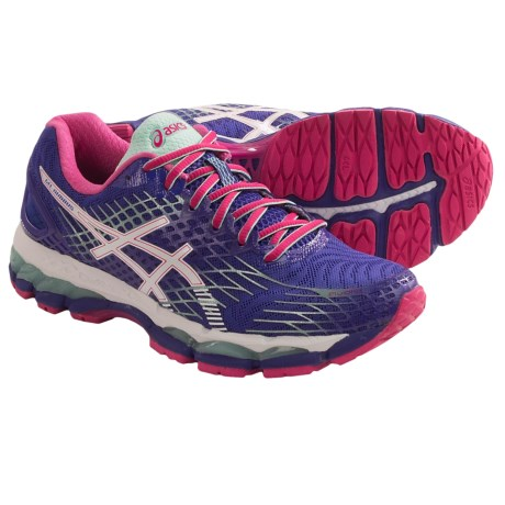 ASICS GEL-Nimbus 17 Running Shoes (For Women)