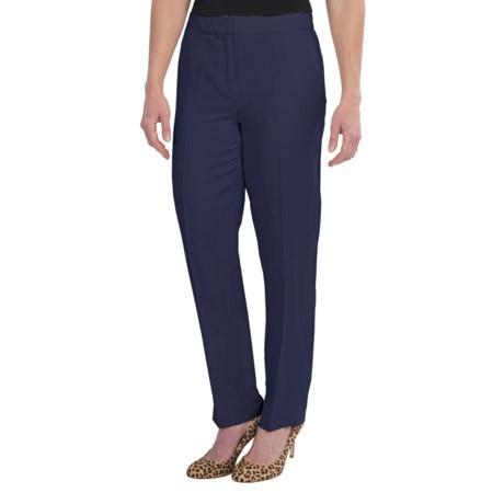 Premise Studio Linen Blend Ankle Pants - Slim (For Women)