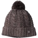SmartWool Ski Town Beanie Hat - Merino Wool Blend (For Men and Women)