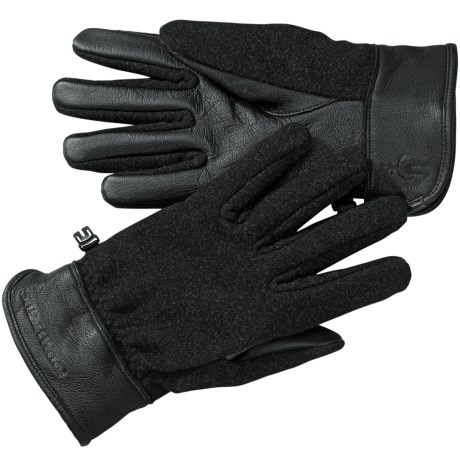 SmartWool Stagecoach Gloves (For Men and Women)