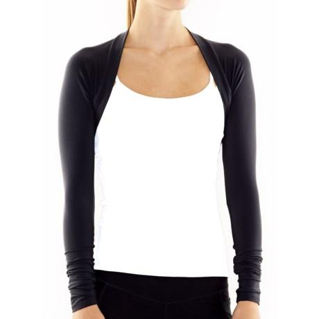 lucy Yoga Girl Shrug - Long Sleeve (For Women)