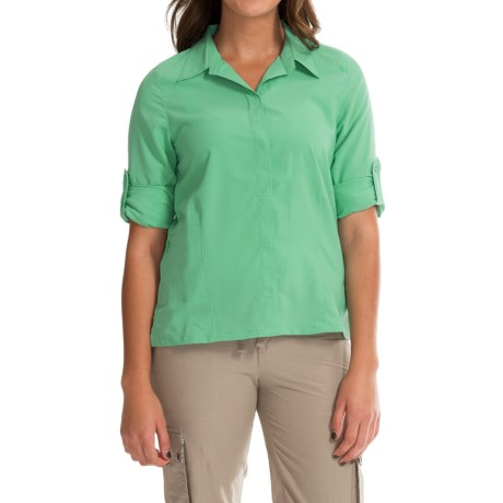 Royal Robbins Excursion Shirt - UPF 25+, Long Sleeve (For Women)
