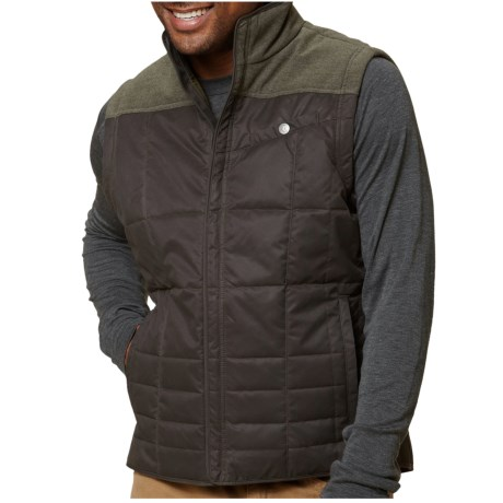 Royal Robbins Field Vest - Insulated (For Men)