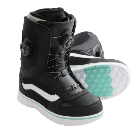 Vans Aura Snowboard Boots - BOA® (For Women)