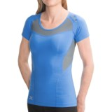 2XU Compression T-Shirt - Short Sleeve (For Women)