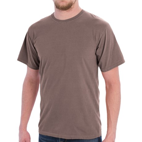 Port & Company Pigment-Dyed T-Shirt - Short Sleeve (For Men)