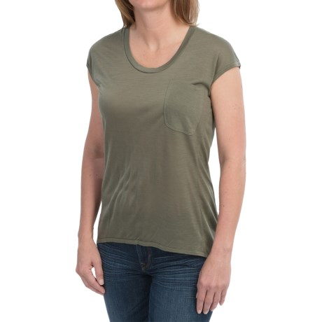 NAU Illume T-Shirt - TENCEL®, Short Sleeve (For Women)